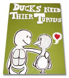 Dealings of Ducks and Turtles