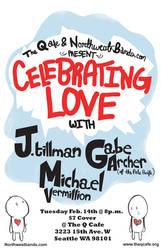 Celebrating Love Poster