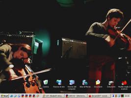 New Desktop by monokoma