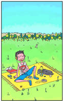 Summer by monokoma
