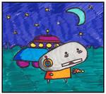 Subterranean Homesick Alien