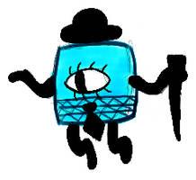 Nick Cipher (Gravity Falls Fan Art) by RandomPickaxes