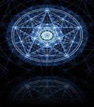 Blue Pentagram