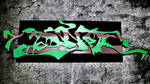 3D Foam Wildstyle on Canvas by ArcticResources