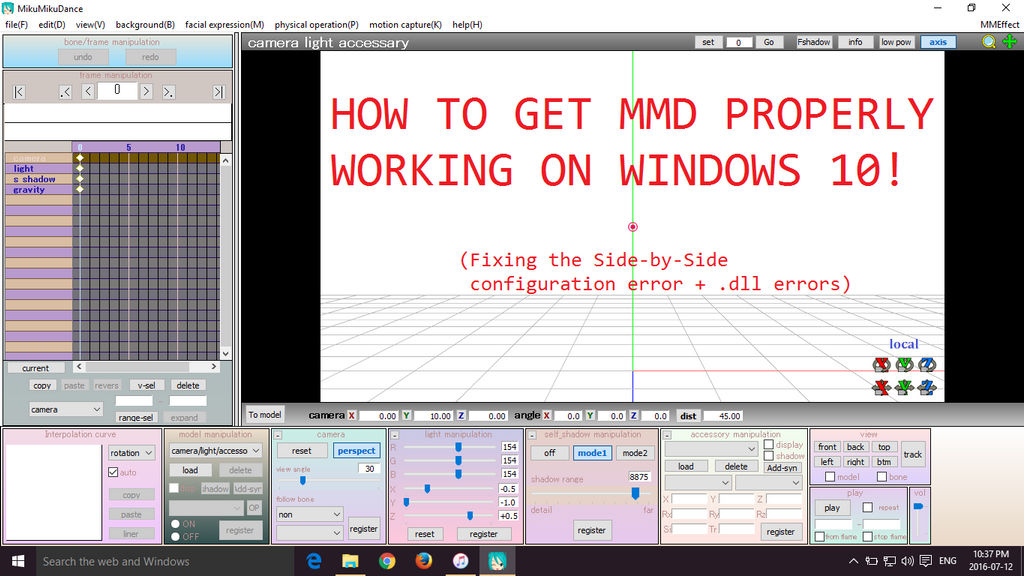 mmd free download windows 10