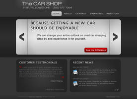 Used Car Dealership 01 - Coded by rthaut