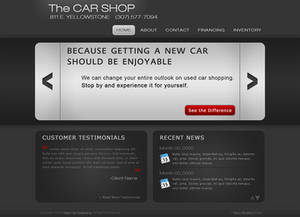 Used Car Dealership 01 - Coded