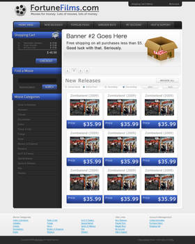 Store Template 01