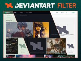 DeviantArt Filter