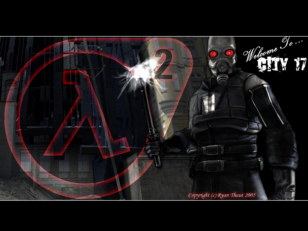 Half Life 2 Combine Wallpaper: Half-Life 2 Combine By Rthaut On DeviantArt