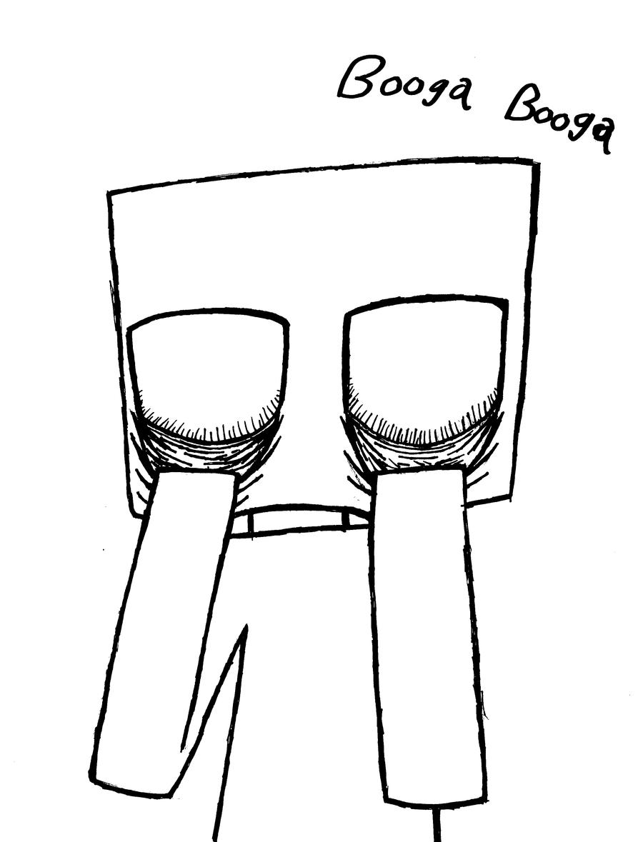 coloring pages minecraft enderman pictures - photo#24