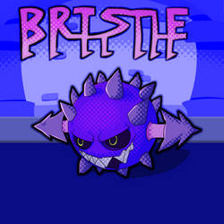Bristle by DefQDraws