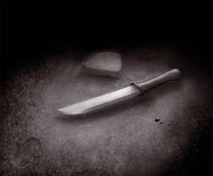 bread knife by wuwejo