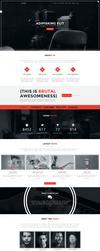 VIGGO - One Page HTML5 Template by Themetorium