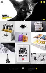Waldo - Creative Portfolio Website Theme by Themetorium