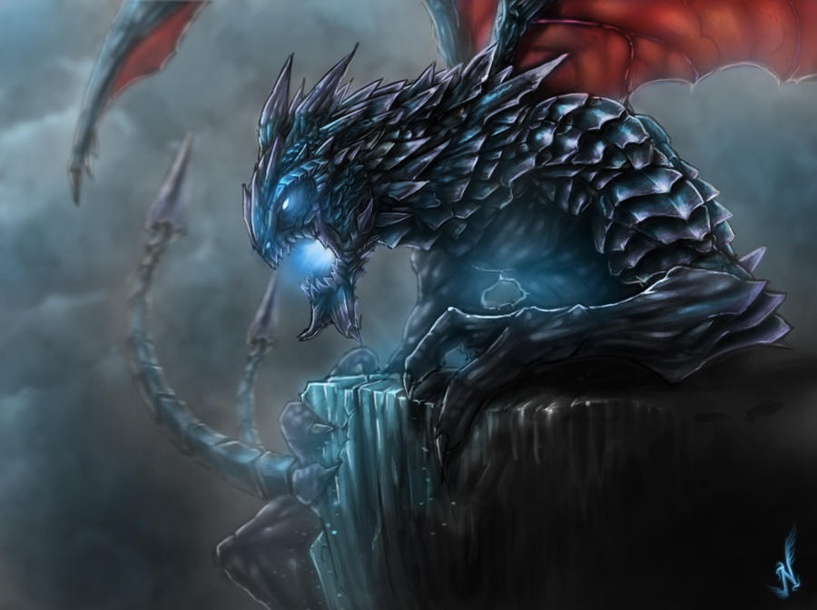 ice dragons d
