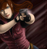 RE2: Claire by Chiaticle