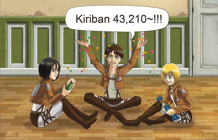 Kiriban15 by Chiaticle