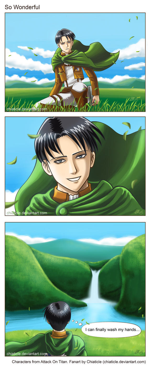 AOT: So Wonderful by Chiaticle