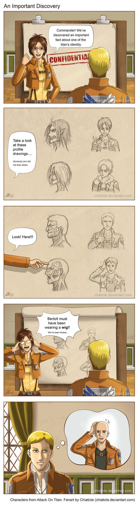 AOT: An Important Discovery by Chiaticle