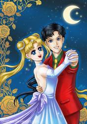 SM: Stars and Moon
