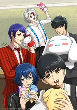 TG: Sanrio Ghouls