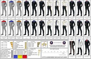 Uniforms 2376 by jbobroony