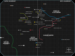 Map from DS9
