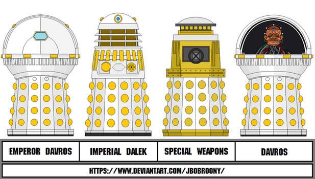Type 2E Daleks Part 2