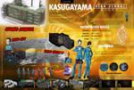 [Infografia][ES] Kasugayama HighSchool