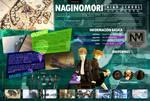 [Infografia][ES] Naginomori HighSchool by personauser