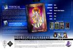 [Infografia][ES] II - THE HIGH PRIESTESS