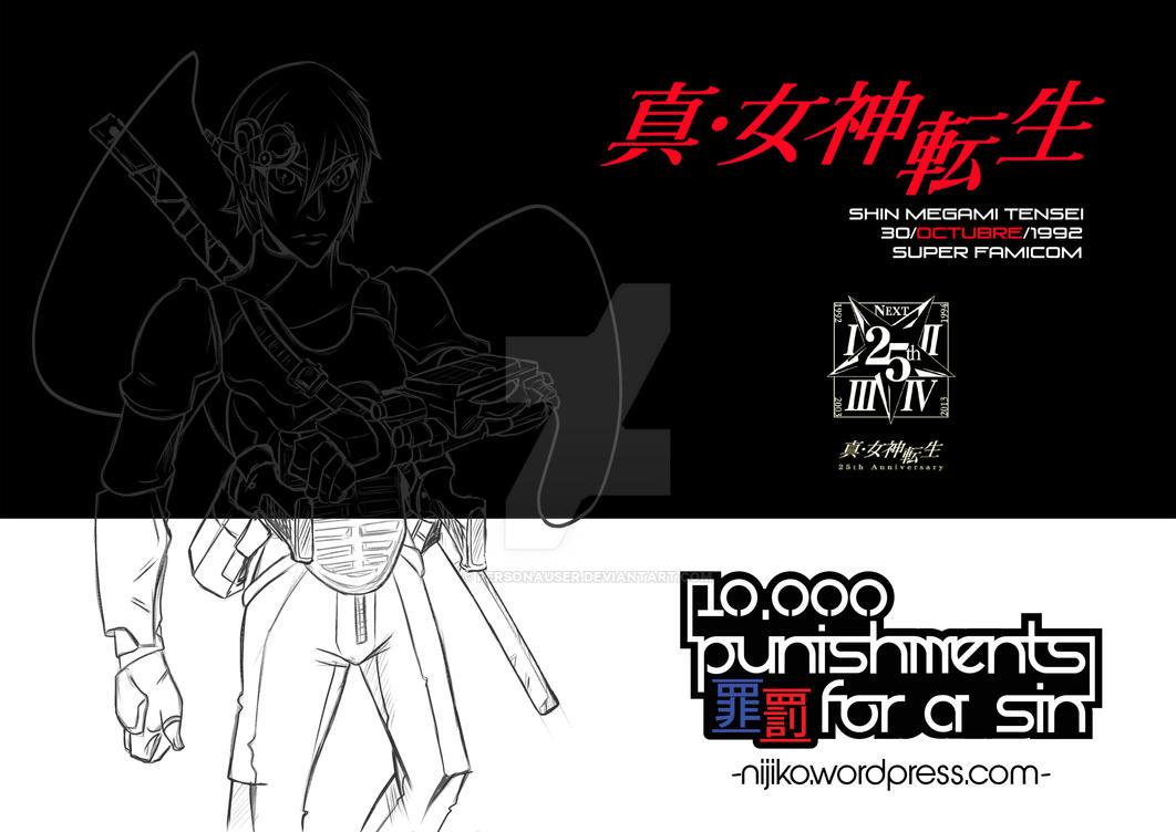 Megaten-Kazuya by personauser