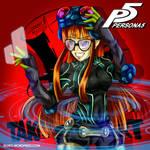 The Hacker Burglar - Futaba Sakura