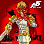 The Detective Burglar - Goro Akechi