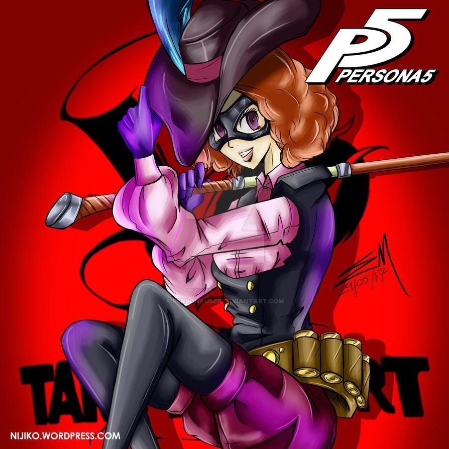 The Sadistic Thief - Haru Okumura by personauser