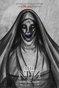 The Nun - El Miedo Hecho Trazo