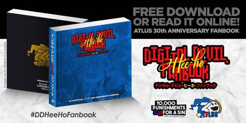 Official Release - Digital Devil Hee-ho Fanbook by personauser
