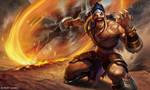 Gladiator Draven Splash