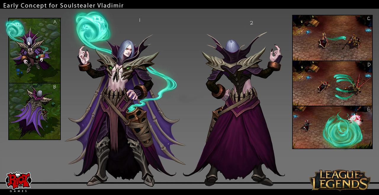 Early Soulstealer Vlad...