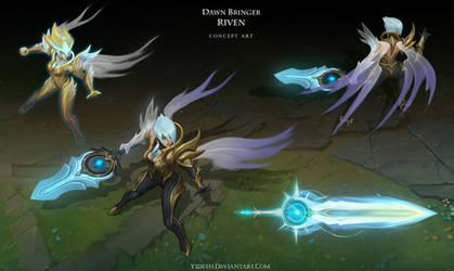 Dawn Bringer Riven by Yideth