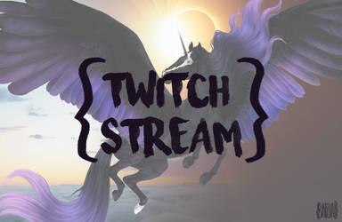 twitch stream: online