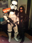 Sandtrooper and The Baroness
