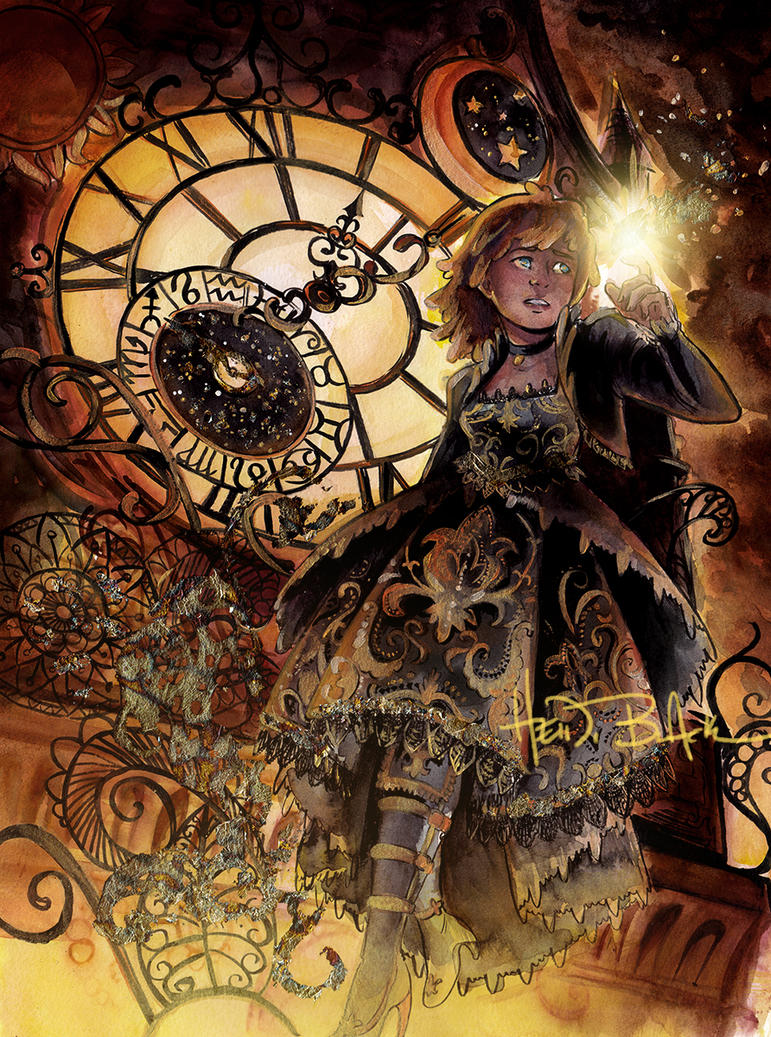 Clockwork by taintedsilence