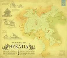 adia | Map of the Hyratian Age