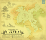 adia   Map of the Hyratian Age