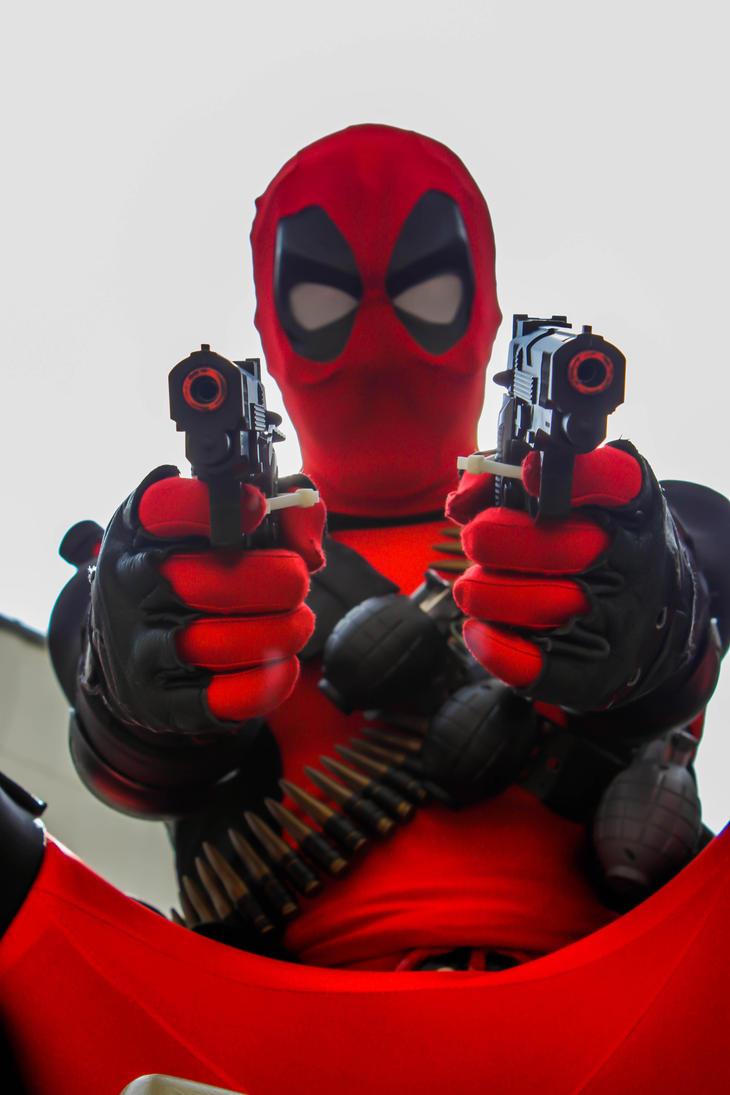 Deadpool by TackoonXD
