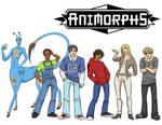 animorphs: cast