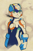 MegaMan EXE Dynamic Colors by megamasterO