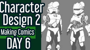Character Design Tutorial by megamasterO